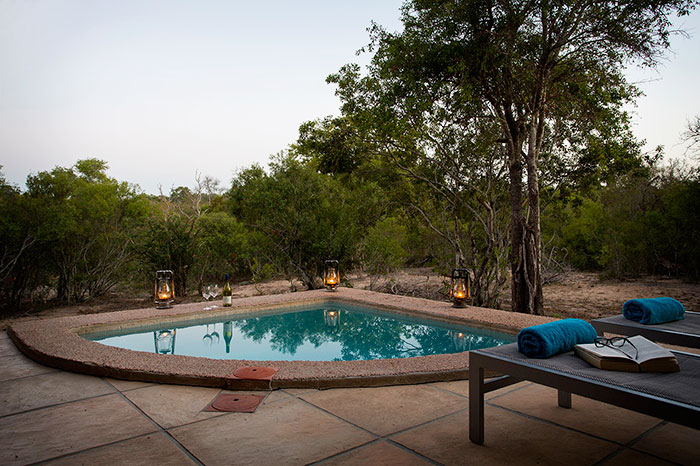 Arathusa bush-facing Luxury Room, private pool