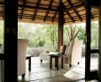Arathusa-Bush-facing verandah of a Luxury Suite