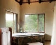 Arathusa-Open plan bathroom of a bush-facing Luxury Suite 01
